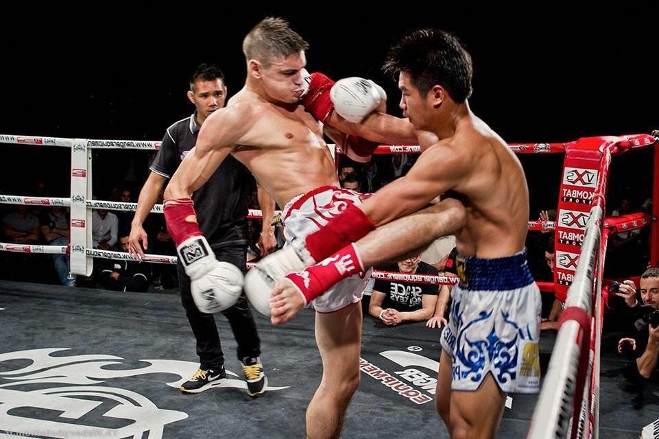клубы тайский бокс москва
