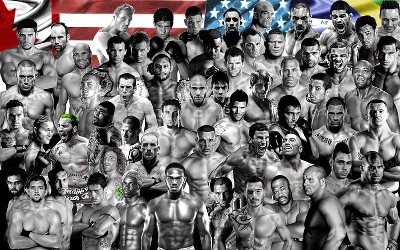 Биографии легендарных бойцов
