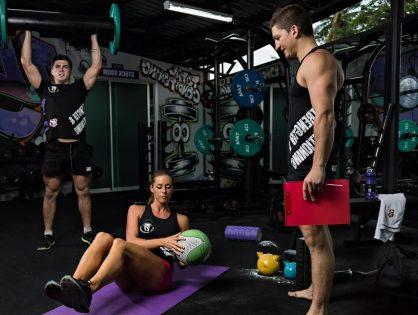 Индивидуальные тренировки по кроссфиту - Кроссфит персонально