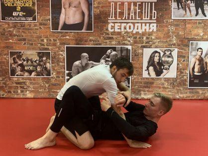 Грэпплинг в Москве - индивидуальные тренировки