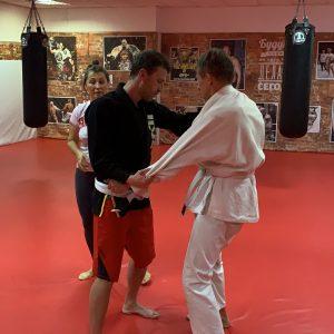 Индивидуальные тренировки по САМБО - Персональный тренер боевое САМБО