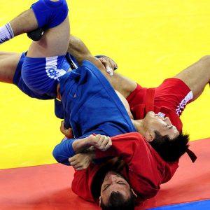 О спортивном самбо - Тренировки по спортивному самбо