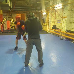 Индивидуальные тренировки по тайскому боксу - Муай Тай тренер