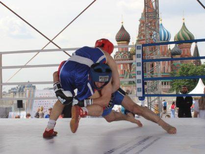 Секции единоборств в Москве